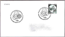 50 Aniv. GRUPO SCOUT MACERATA 2. Macerata 1997 - Pfadfinder-Bewegung