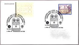 50 Aniv. MUERTE DE LORD  BADEN-POWELL. 50 Anniv. Death. Wien 1991 - Pfadfinder-Bewegung