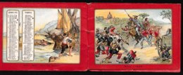 PICCOLO CALENDARIO ITALIANO DEL 1916 - Con La Storia Di Garibaldi - Calendriers