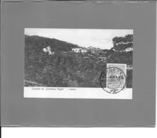 Greece, Samos 1914 , Postcard To London ( Ref 1180) - Local Post Stamps