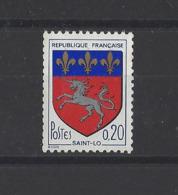 FRANCE.  YT  N° 1510b   Neuf **  1966 - Unused Stamps