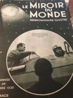 MIROIR 30 /COSTES BELLONTE /MODANE DRAPEAU /SAVOIE RAMONEUR/PORT BOULOGNE /LORRAINE MAURIENNE MANOEUVRES - 1900 - 1949