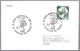 41 Carnaval Infantil - PINOCHO - PINOCCHIO. Montevarchi, Arezzo, 1995 - Marionetas