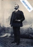 PHOTO  -  Album D'une Famille De RENAZE  (53)   Famille  Fourcault /  Pré - Gérant Du Comptoir Des Ardoises D'Anjou - Lieux