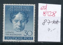 West Berlin  Nr.  87   Sauber   ** (ed8128    ) Siehe Scan - Berlin (West)