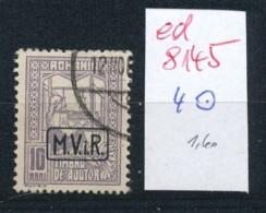 D.-Post Rumänien   Nr. 4 O   (ed8145     ) Siehe Scan - Bezetting 1914-18