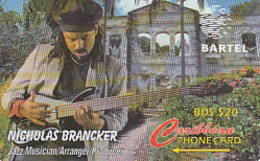BARBADOS-G.P.T. - Barbades