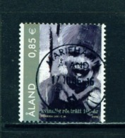 ALAND  -  2006 Women's Suffrage 85c Used As Scan - Aland