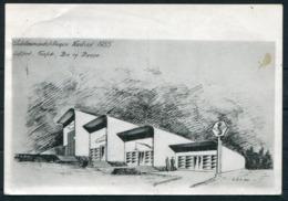 1935 Denmark Naestved Jubilee Exhibition Postcard Kugleposten - Copenhagen - 1913-47 (Christian X)