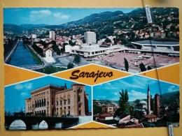 KOV 303-13 -  SARAJEVO, BOSNIA AND HERZEGOVINA, MOSQUE, DZAMIJA - Bosnia Erzegovina