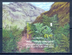 O100- Ascension Island 2004 - Bicentenary Of The Royal Horticultural Society. - Ascension