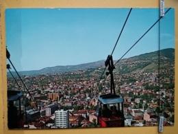 KOV 303-13 -  SARAJEVO, BOSNIA AND HERZEGOVINA, SEILBAHN, CABLEWAY, FUNICULAIRE, ZICARA, TÉLÉPHÉRIQUE - Bosnia Erzegovina