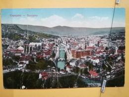 KOV 303-14 -  SARAJEVO, BOSNIA AND HERZEGOVINA, TRAVEL 1923 - Bosnia Erzegovina