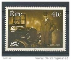 Irlande 2003 N°1519 Neuf ** Ford Automobiles - 1949-... Repubblica D'Irlanda