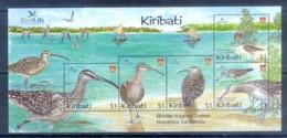 O103- KIRIBATI 2004. BIRD LIFE. - Birds