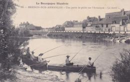 89. Brienon-sur Armançon Partie De Pêche - Brienon Sur Armancon