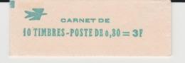 CARNET 1536 C2 - 0,30 CHEFFER LILAS EN PARFAIT ETAT - RARE COTE 240€ - Freimarke