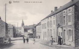 Gedinne Entree Par La Route De La Gare - Gedinne