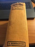 A.PANZINI ROMANZI D'AMBO I SESSI A. MONDADORI  1941 - Books, Magazines, Comics