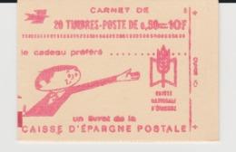 CARNET 1664 C2 - 0,50 BEQUET EN PARFAIT ETAT - CONFECTIONNEUSE 8 - Freimarke