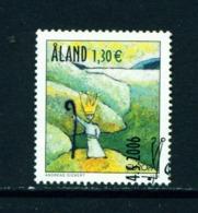 ALAND  -  2006 Europa 1.30E Used As Scan - Aland