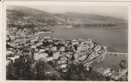 MONTE - CARLO   Vue Générale , Le Cap Martin - Mehransichten, Panoramakarten