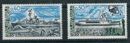 TAAF 1978 - N° 74 & 75 - Bateaux -Neuf ** - Unused Stamps