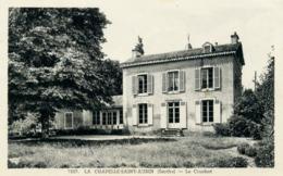 72 - LA CHAPELLE SAINT AUBIN - Le Cruchet. - Andere Gemeenten