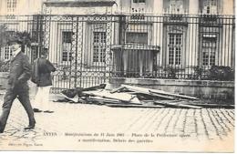 12/16     44    Nantes    Manifestations Du 14 Juin 1903 (animationa) - Nantes