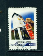 ALAND  -  2006 My Stamp Self Adhesive 1k Used As Scan - Aland
