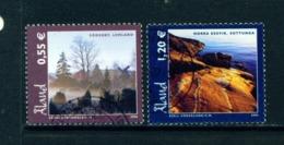 ALAND  -  2006 Landscapes Set Used As Scan - Aland