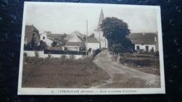 51. - LARMOR-PLAGE (Morbihan) - Route Et Fontaine Notre-Dame - Larmor-Plage