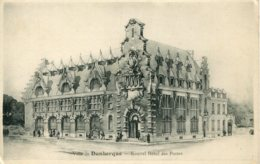 CPA -  DUNKERQUE - NOUVEL HOTEL DES POSTES - Dunkerque