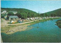 844. Poupehan Sur Semois - Camping 'Du Vieux Moulin' - Bouillon