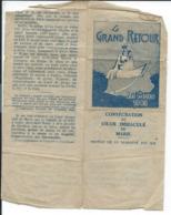 Pub - Consécration Au Coeur Immaculé De Marie - 28 Mars 1943 Prère De Sa Sainteté Pie XII - Reclame