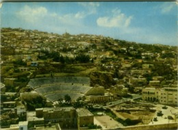 JORDAN - AMMAN - PHILADELPHIA AMPHITHEATER - EDIT KRUGER - STAMP - 1970s  (BG5769) - Giordania