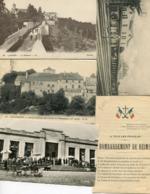 52 Haute Marne 5  CP  Diverses 5  écrites  Envoi Gratuit - Other Municipalities