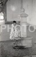 1957 TORRES VEDRAS PORTUGAL AMATEUR 35mm ORIGINAL NEGATIVE Not PHOTO No FOTO - Photographica