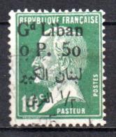 Col17  Colonie Grand Liban N° 39 Oblitéré  Cote  1,50€ - Grand Liban (1924-1945)