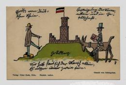 Gemalt Vom Schängchen  About 1900y.  D132 - Illustratori & Fotografie