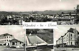 72662179 Mondorf-les-Bains Vue Generale Frontiere Franco Luxembourgeoise Swimmin - Postales