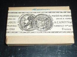 1 JEU DE CARTES A JOUER EPOQUE NAPOLEON III A.CAMOIN & Cie - 32 CARTES NEUF DANS SON EMBALLAGE D'ORIGINE AVEC LA BANDE - Playing Cards (classic)