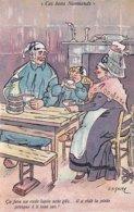 E H Galry Ces Bons Normands N°18 - Altre Illustrazioni