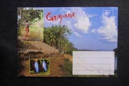FRANCE - Enveloppe Illustrée De La Guyane Non Voyagé - L 47025 - Storia Postale