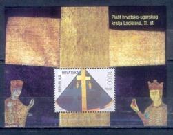 O117- Croatia 2003. King Ladislav Joint Issue With Hungary. - Croatia