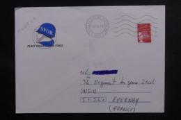 FRANCE - Enveloppe Illustrée De La SFOR , Oblitération Du Bureau Militaire 660 Pour La France En 1998 - L 47027 - Storia Postale