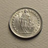 1959 - Suisse - Switzerland - 1/2 FRANC (B), Argent, Silver, KM 23 - Suisse