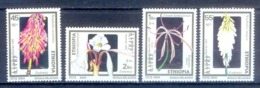 O121- Ethiopia Ethiopie 2003. Flora Flowers Fleurs. - Ethiopia