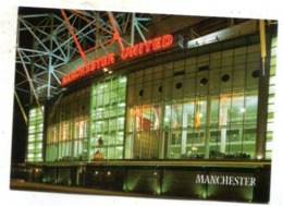 ENGLAND - AK 366347 Manchester - Old Trafford Stadium - Manchester