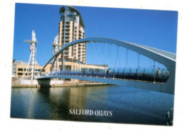 ENGLAND - AK 366348 Manchester - Salford Quays - Manchester